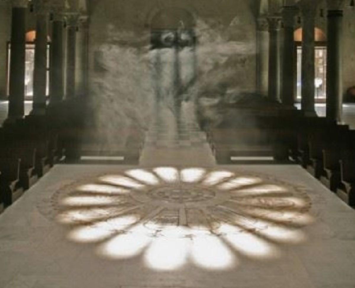 Nella Cattedrale per il Solstizio d'estate lo spettacolo della luce