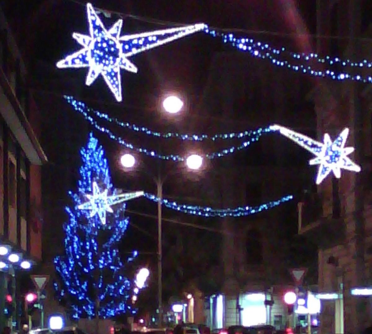Babbo Natale 7 Cervelli.Ecco Le Prime Iniziative Del Comune Per Il Natale In Citta