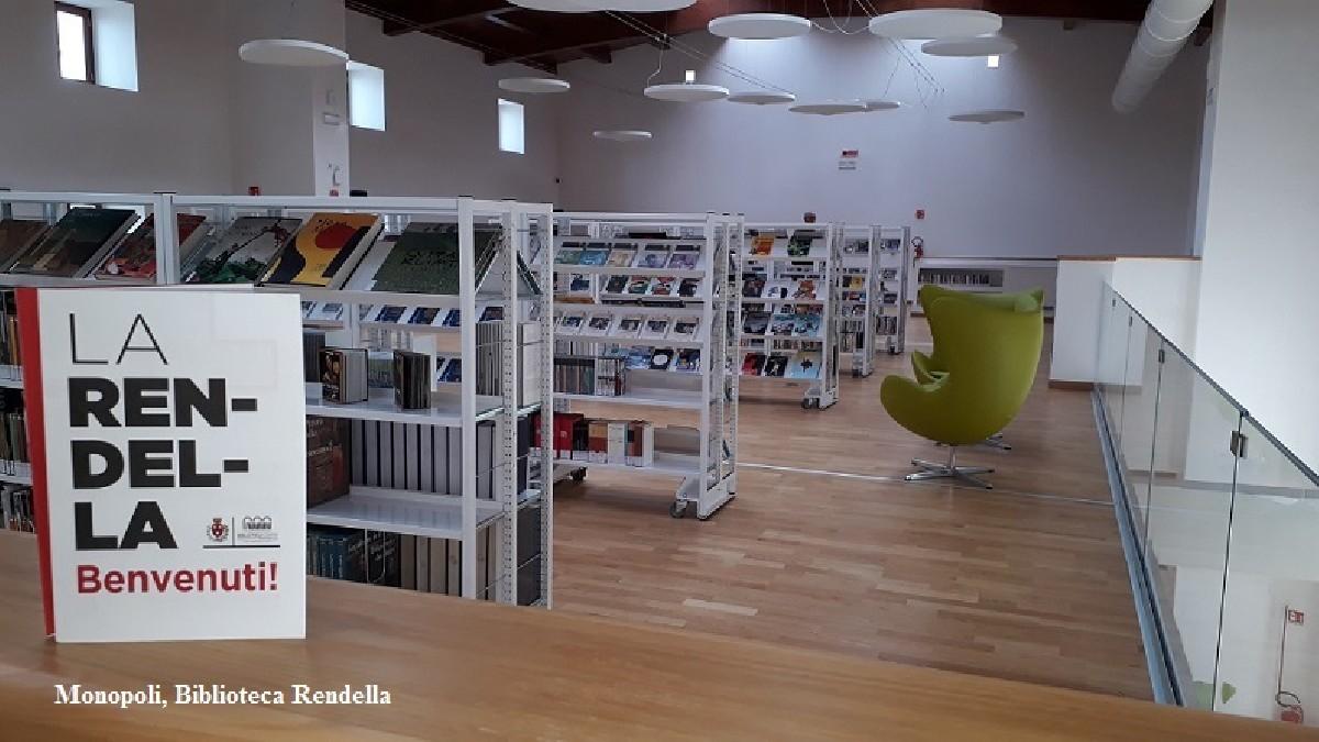 A comuni pugliesi i fondi regionali per la biblioteca di comunità