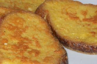 Pane in carrozza o mozzarella in carrozza