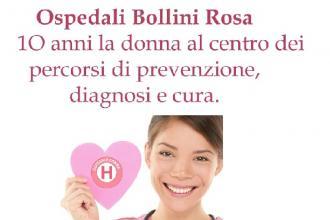 """Il Ss. Annunziata con l'Asl Ta aderisce alla settimana """"Bollini Rosa"""""""
