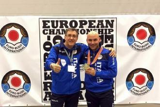 Tre atleti di jujitsu di Taranto campioni Europei