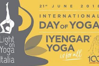 Per la Giornata Internazionale dello Yoga due lezioni aperte, gratis