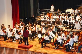 L'anno accademico della JuniorOrchestra si conclude con 4 concerti