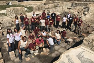Studenti dell'Unisalento ritrovano tre teste di età romana