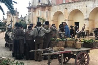 """La serie tv """"La vita promessa"""" girata in Puglia"""