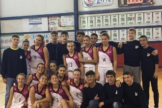 Basket, i ragazzi u14 e le ragazze u15 pugliesi terzi in Umbria