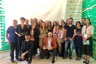 Premiati i lavori dei giovani designer allo Sprech Agorà Design