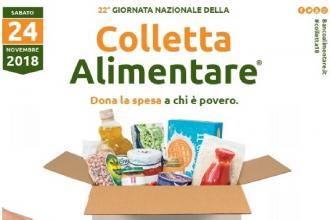 Il Banco Alimentare di Brindisi aderisce alla colletta alimentare