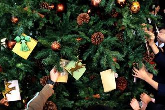 Il Natale è festa anche nei quartieri di periferia come Santo Spirito
