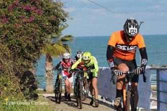 Conca dei Monaci teatro della Coppa Città di Bisceglie di ciclocross