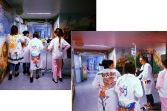 Dai banchi di scuola all'ospedale per l'alternanza scuola-lavoro