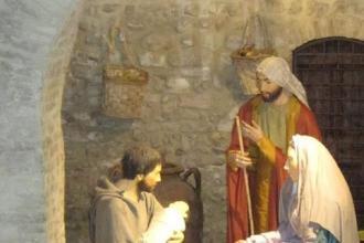 Si apre la mostra del Presepio Artigianale ed il concorso social
