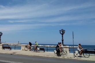 Il Comune di Bari cerca rivenditori di bici e ciclisti per incentivi