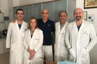 """Straordinario intervento con asportazione di polmone al """"Fazzi"""""""