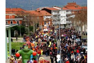La città di Apricena pronta per il Carnevale con un ospite d'eccezione