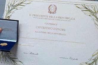 """Tre ragazzi pugliesi e un gruppo scout """"Alfieri della Repubblica"""""""