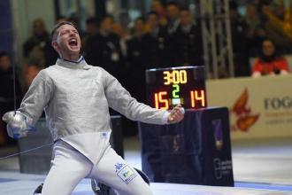 Due promettenti schermidori pugliesi sul podio dei Campionati Europei