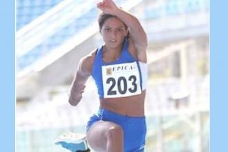L'atleta Francesca Lanciano vince l'oro e migliora il record personale