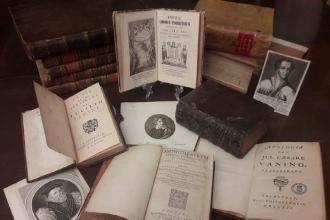il ricordo del filosofo pugliese Vanini In una mostra di libri antichi