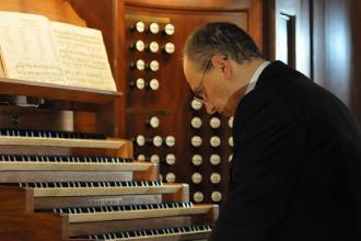 Per il Festival Organistico, concerto del maestro Roberto Marini