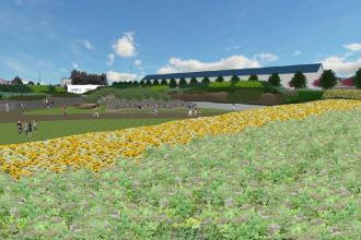 Approvato il piano preliminare per il Parco della Rinascita