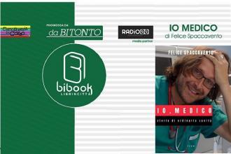 """Per gli incontri di """"BiBook"""" incontro con il medico Felice Spaccavento"""