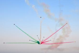 Per la Festa di San Nicola tornano le Frecce Tricolori