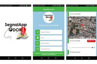 Il Comune promuove un'app anti-puzza per le segnalazioni immediate