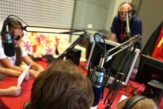Dynamo Camp è arrivata con la radio tra i bambini ricoverati a Taranto