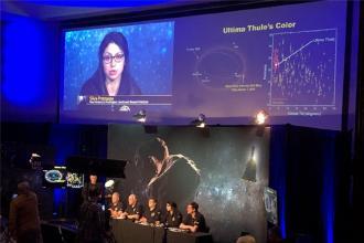 L'astrofisica Silvia Protopapa riabbracciata dalla sua terra