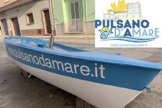 Una barchetta da pesca darà il Benvenuto a Pulsano