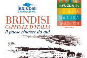 La città di Brindisi sarà ricordata come Capitale d'Italia in 4 giorni