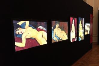 Dopo Van Gogh anche le opere di Modigliani in una mostra multimediale