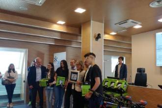 Scuole pugliesi premiate per il progetto sulla sicurezza stradale