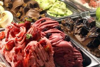Il via all'estate con la festa del gelato