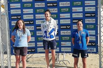 Due brindisini terzi ai campionati italiani di Surflifesaving