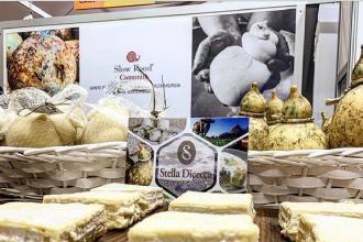 La Murgia vanta un nuovo formaggio d'eccellenza: 'Capriccio di capra'