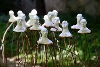 Un'immensa opera scultorea del maestro Genco al Museo Ribezzo