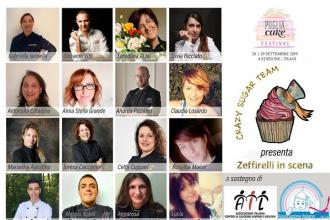 Festival del cake design e alla ricerca per lotta al neuroblastoma