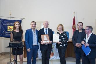Illustri docenti e scuola universitaria premiati con il Borgia
