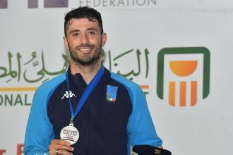 Doppio podio alla Coppa del Mondo per Luigi Samele
