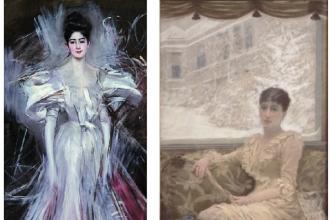 Inaugurata la mostra dedicata a Boldini nella Pinacoteca De Nittis