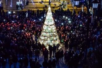 La bella storia di uno speciale albero di Natale