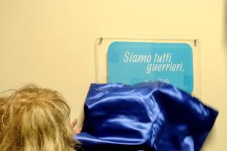 Nadia Toffa vivrà per sempre accanto ai bambini di Taranto