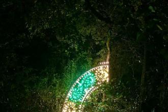 Borgo antico e bosco uniti da luminarie e appuntamenti natalizi