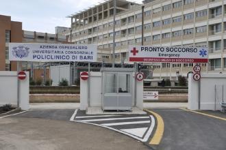 Il Policlinico dotato di un nuovo ingresso pedonale e isola ecologica