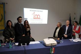 Ecco il logo del centenario di Marina di Ginosa