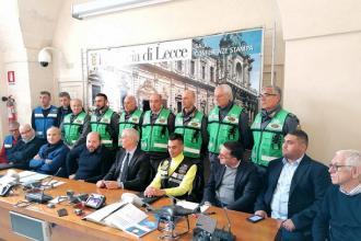 Otto agenti della Polizia provinciale nello Stormo di Piloti di droni