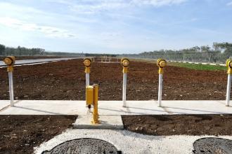 La pista dell'aeroporto Wojtyla allungata a 3mila metri